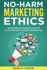 Book on marketing ethics by Marcia Yudkin